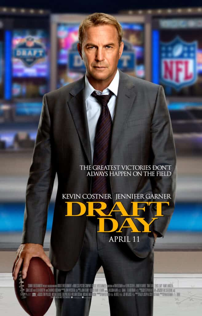 Draft day best football movies